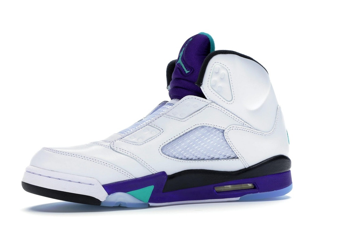 509e3eef931267 Jordan 5 Retro Grape Fresh Prince - AV3919-135