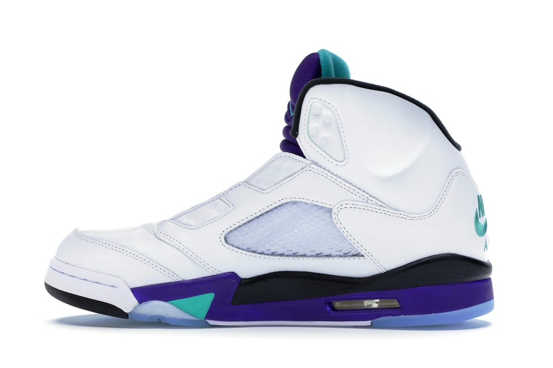 best service ec0f8 755b4 Jordan 5 Retro Grape Fresh Prince - AV3919-135