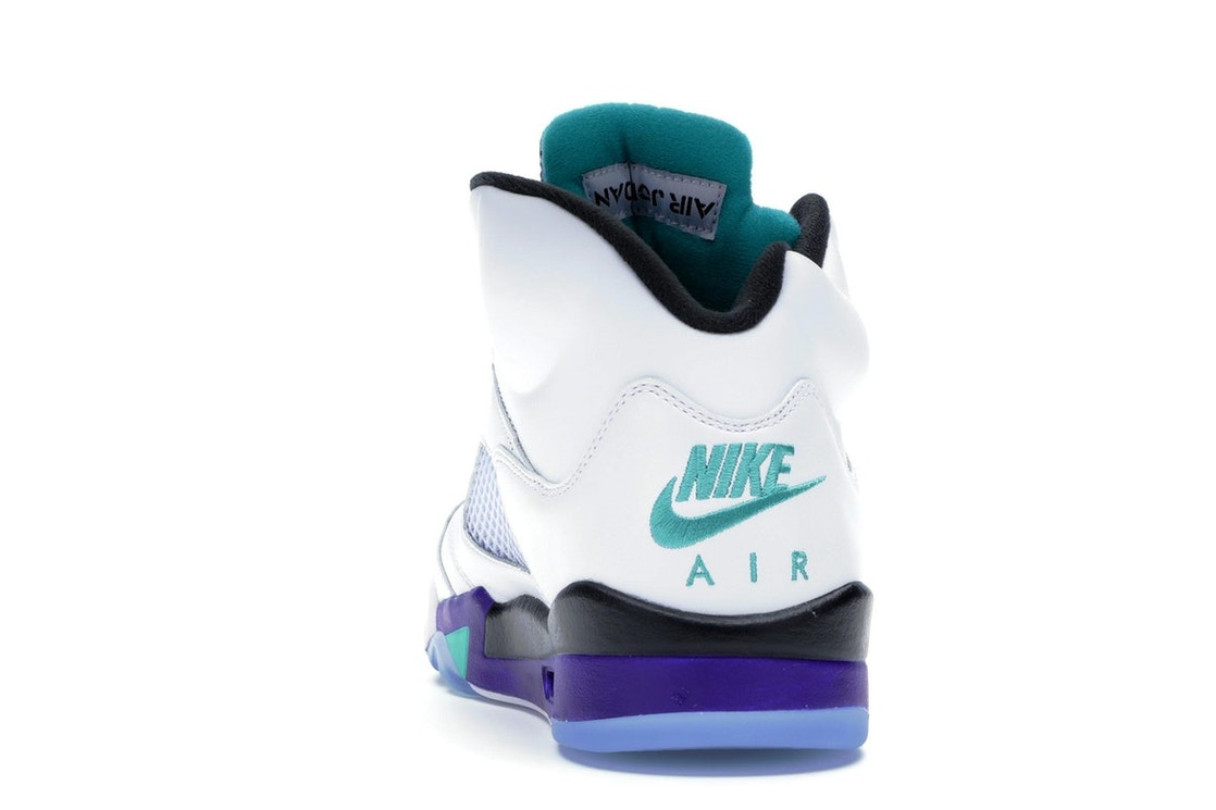 c37fad05e7dc Jordan 5 Retro Grape Fresh Prince - AV3919-135