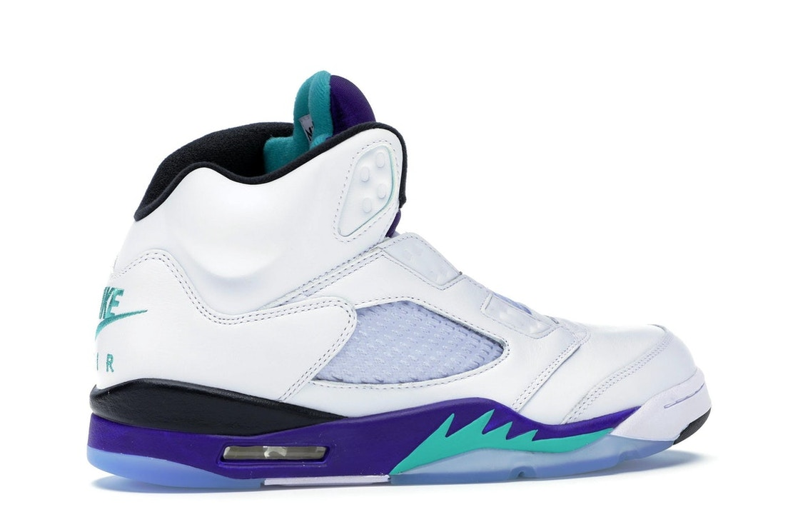 369d5cc064d554 Jordan 5 Retro Grape Fresh Prince - AV3919-135