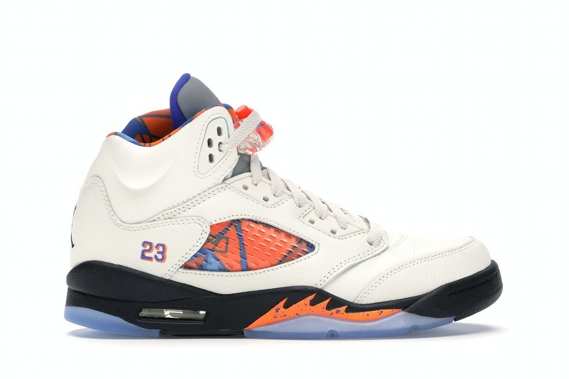 Aprobación Diverso Habubu  Jordan 5 Retro International Flight (GS) - 440888-148