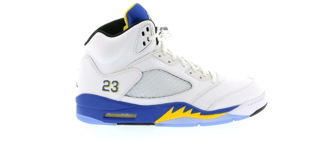 Top 10 Air Jordan 5 Colorways Of All Time