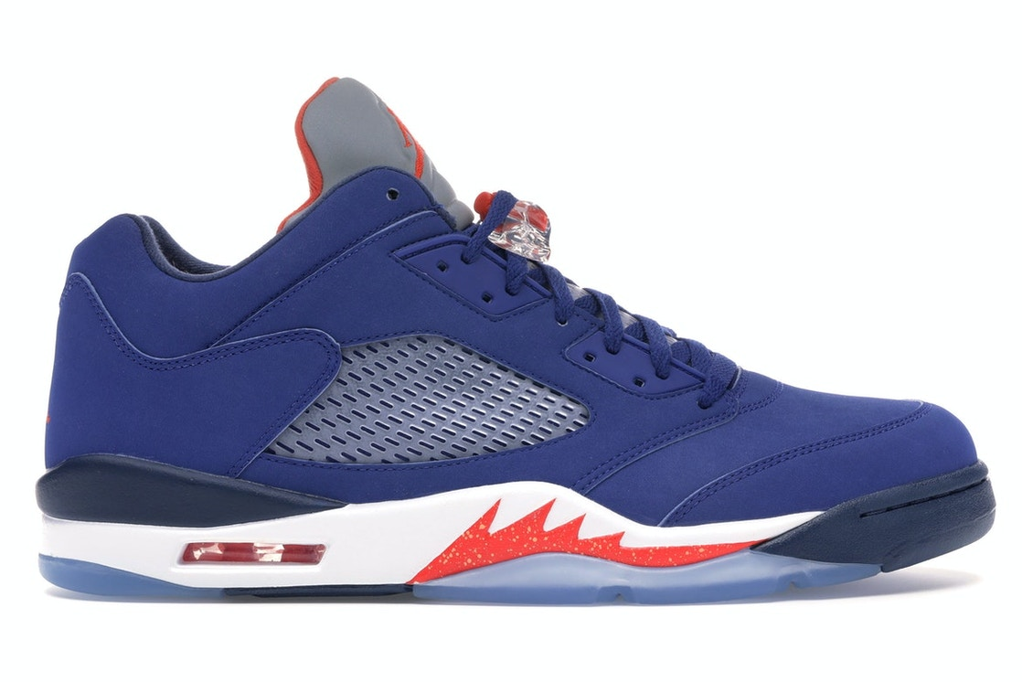 8ad19cb19d9 Sell. or Ask. Size 9. View All Bids. Jordan 5 Retro Low Knicks