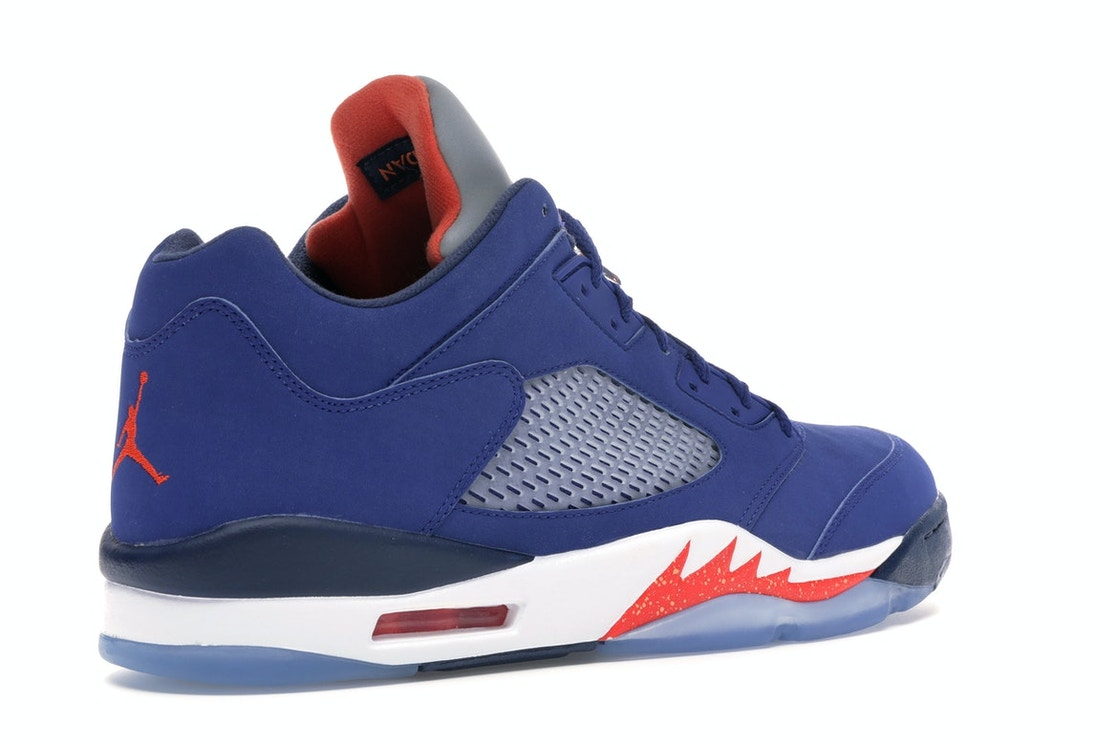 5bf5da074c0 Jordan 5 Retro Low Knicks - 819171-417