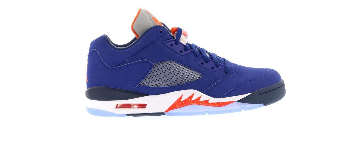 Jordan 5 Retro Low Knicks