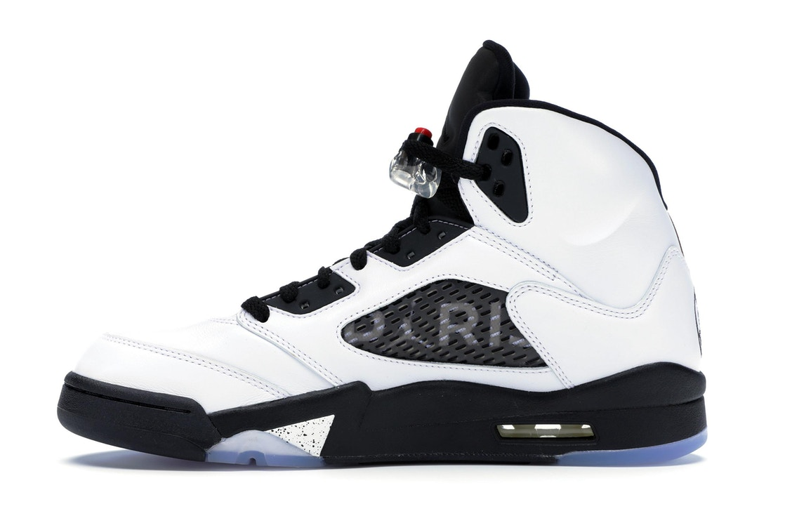 the best attitude 907f3 09060 Jordan 5 Retro Paris Saint-Germain White (F&F)