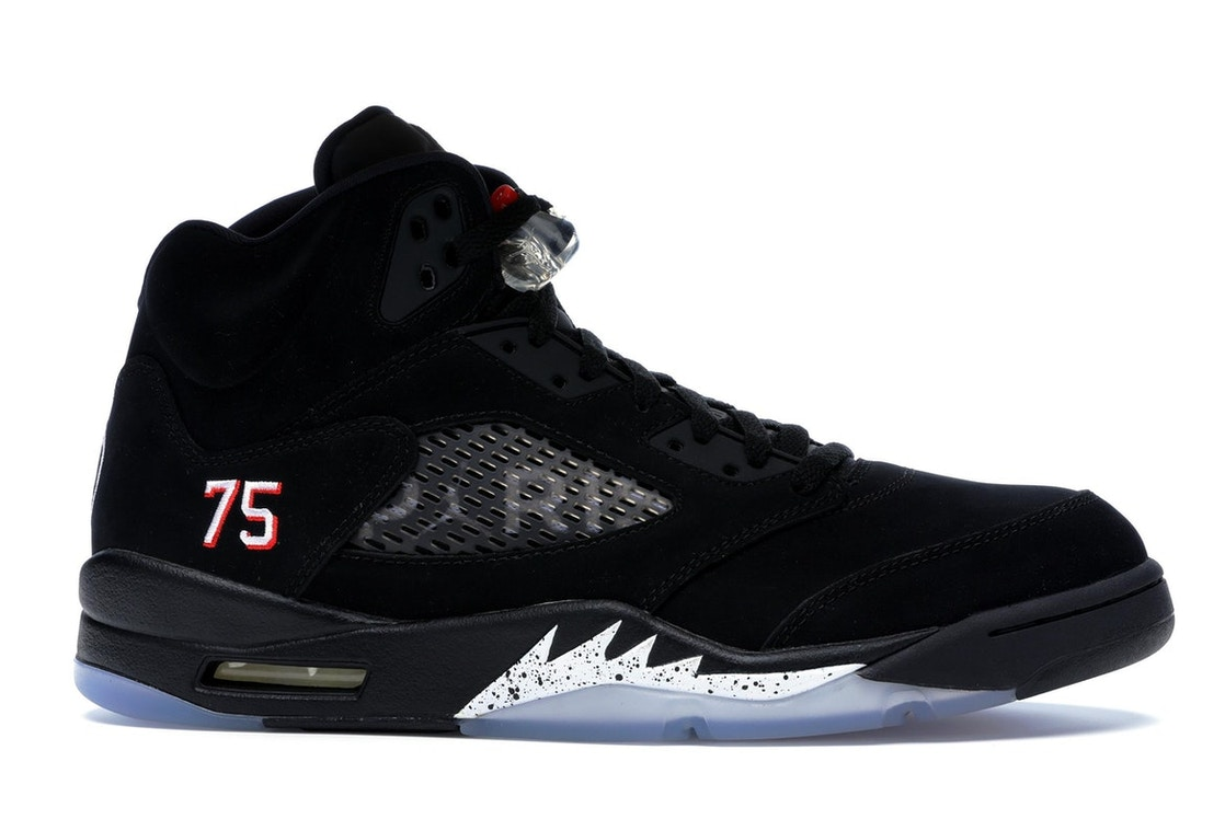 detailed look 357ea c4e1b Jordan 5 Retro Paris Saint-Germain - AV9175-001