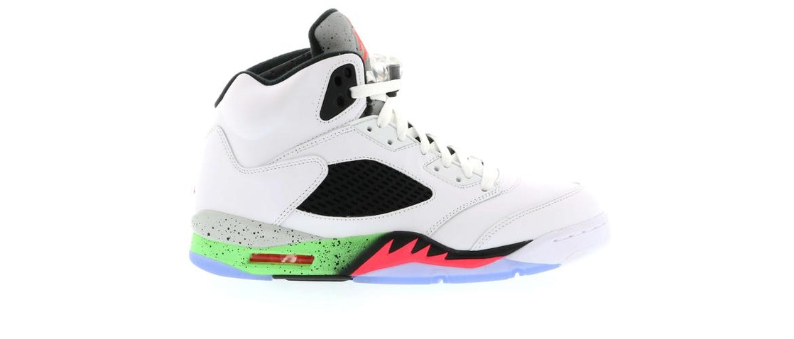 the latest 52d1f e37e8 Sell. or Ask. Size 8. View All Bids. Jordan 5 Retro Poison Green
