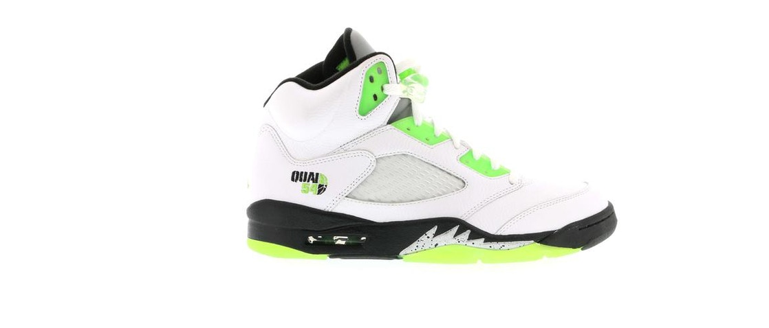 new arrival f9904 f8f9e Sell. or Ask. Size: 13. View All Bids. Jordan 5 Retro Quai 54 White