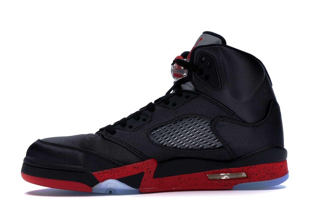reputable site 90d32 d0b52 Jordan 5 Retro Satin Bred - 136027-006