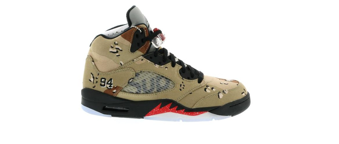Or Ask Size 11 5 View All Bids Jordan Retro Supreme Desert Camo