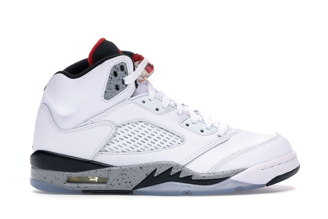 best cheap 7a5ed 950ca Jordan 5 Retro White Cement