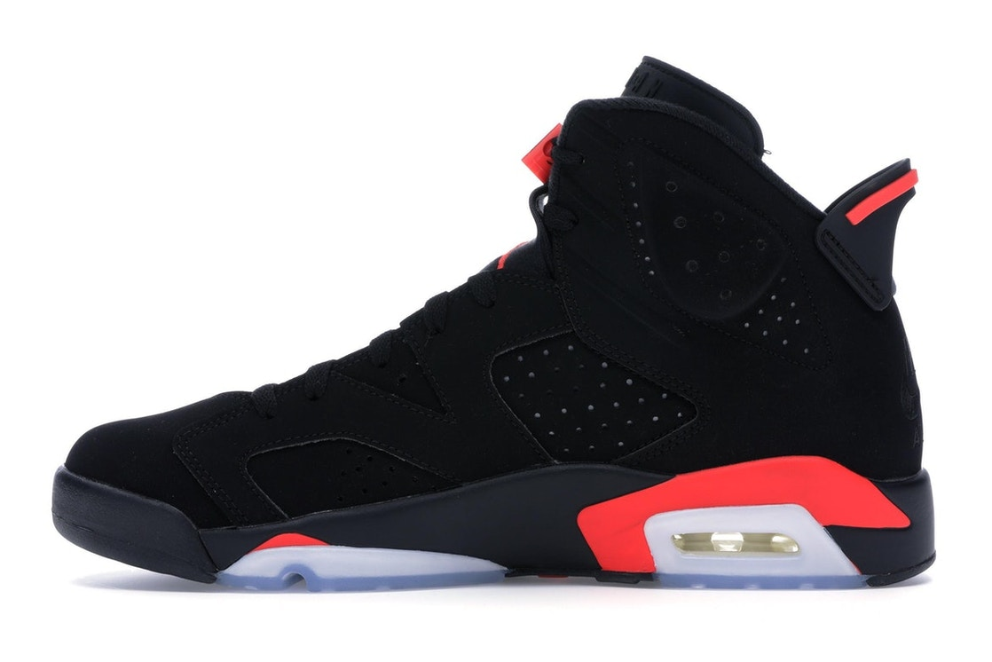 best sneakers d3952 bb203 Jordan 6 Retro Black Infrared (2019)