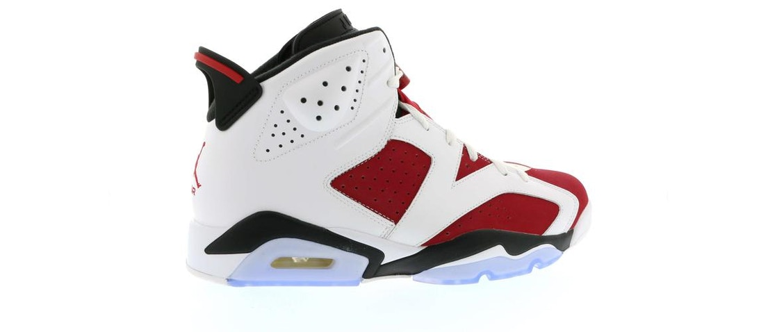 separation shoes df267 05e84 Jordan 6 Retro Carmine (2014) - 384664-160