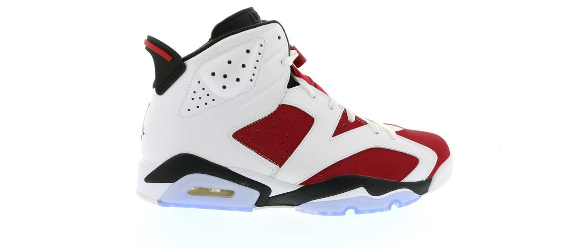 air jordan 6 retro carmine aj6 engineering