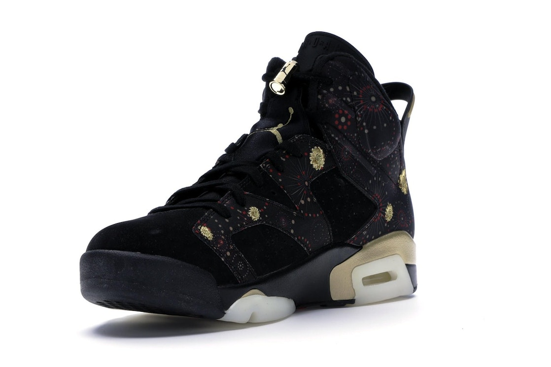 size 40 55ea0 5e4af Jordan 6 Retro Chinese New Year (2018) - AA2492-021
