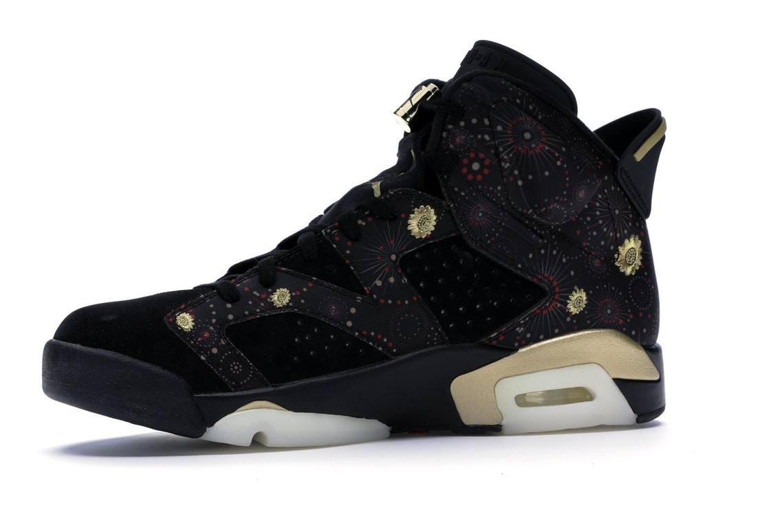 c86f3a93dcbd Jordan 6 Retro Chinese New Year (2018) - AA2492-021