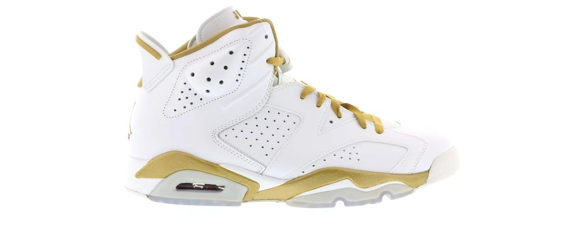 105716d201cf47 Jordan 6 Retro Golden Moments Pack (6 7) - 384664-135