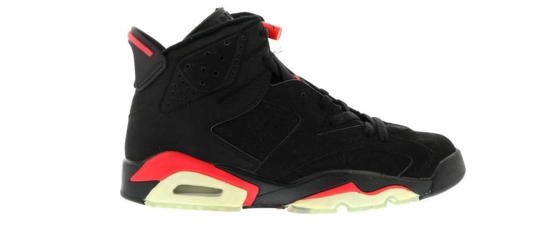 cdd07585538 Sell. or Ask. Size  10. View All Bids. Jordan 6 Retro Infrared Black ...