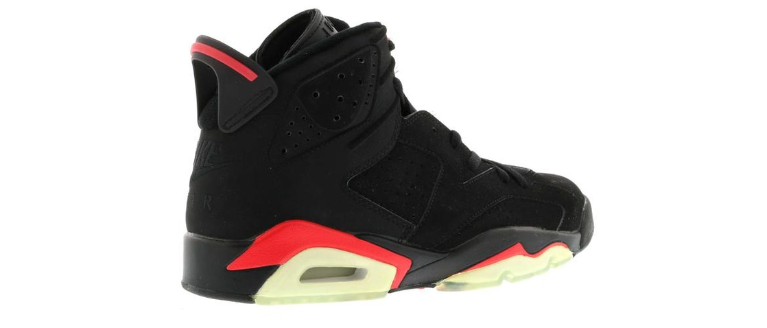651c9850275d Jordan 6 Retro Infrared Black (2000) - 136038-061