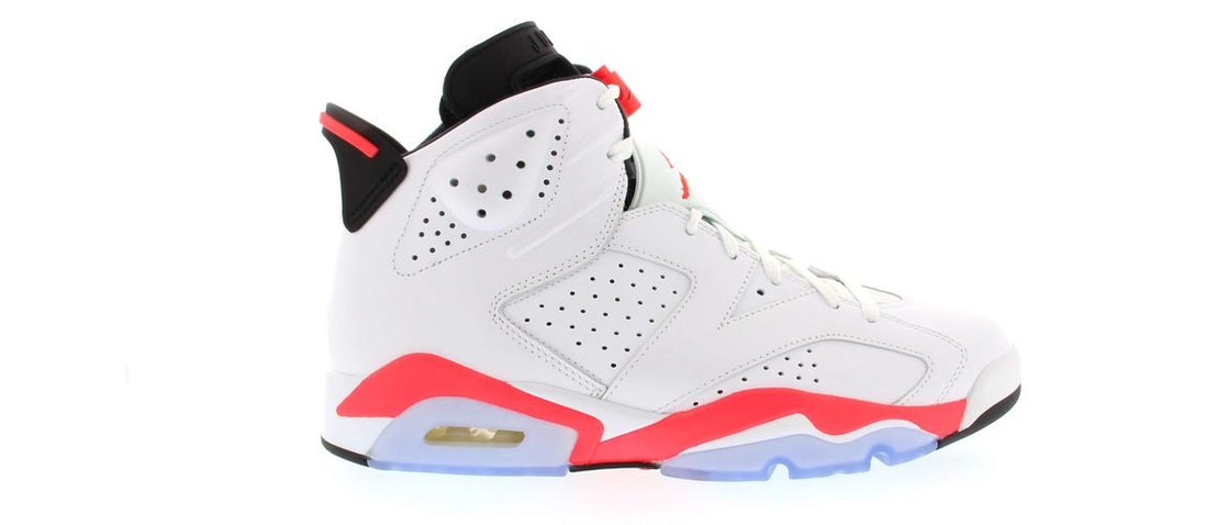 401d5c3d73b2 Sell. or Ask. Size  8.5. View All Bids. Jordan 6 Retro Infrared White ...