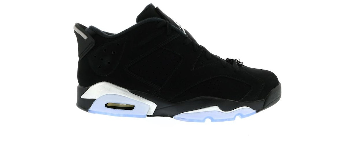 the best attitude e2fc7 40ba0 Sell. or Ask. Size 8. View All Bids. Jordan 6 Retro Low Chrome ...