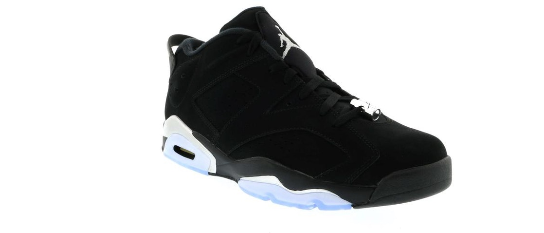 3c191c8f9e45 Jordan 6 Retro Low Chrome (2015) - 304401-003