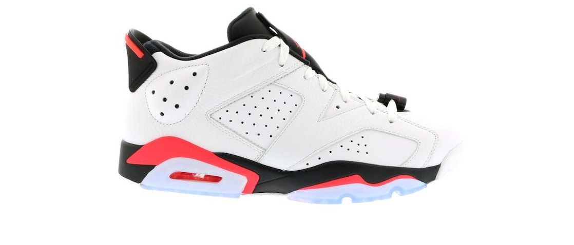 66f98e16967e Sell. or Ask. Size  7.5. View All Bids. Jordan 6 Retro Low Infrared White