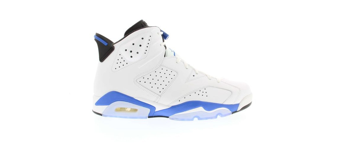 official photos df717 fae1d Sell. or Ask. Size 8. View All Bids. Jordan 6 Retro Sport Blue ...