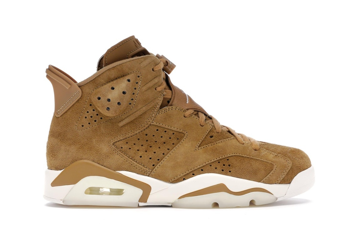 new style 745a4 124f0 Sell. or Ask. Size  7.5. View All Bids. Jordan 6 Retro Wheat