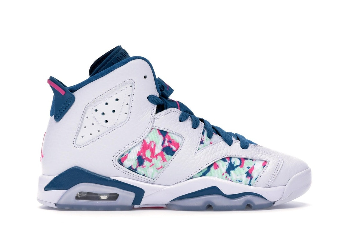 6f145414d3482d Sell. or Ask. Size  3.5Y. View All Bids. Jordan 6 Retro White Laser Fuchsia Green  Abyss (GS)