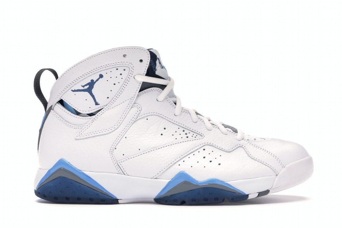 info for 335f1 fcfa6 Jordan 7 Retro French Blue (2015)
