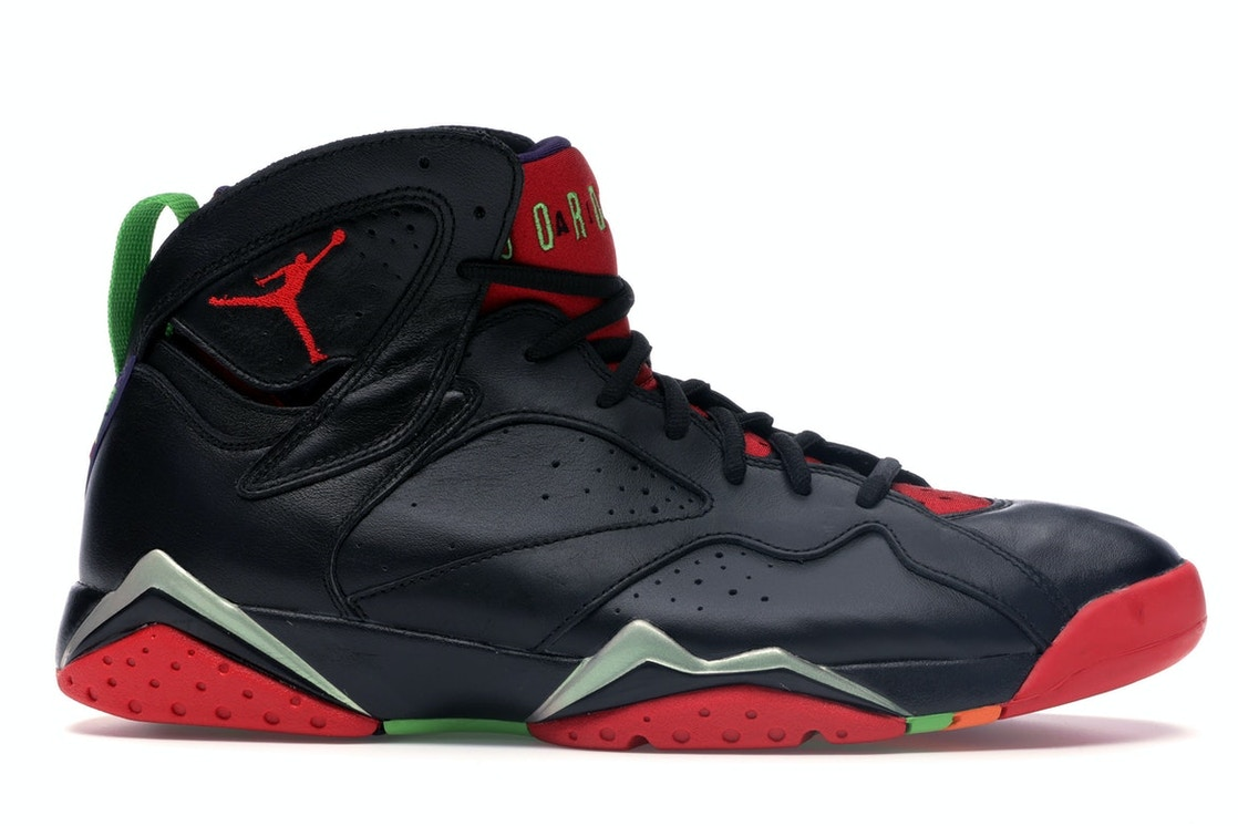 timeless design fe53d 53f8b Jordan 7 Retro Marvin the Martian - 304775-029
