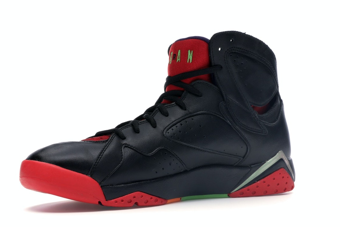 5c338936589 Jordan 7 Retro Marvin the Martian - 304775-029
