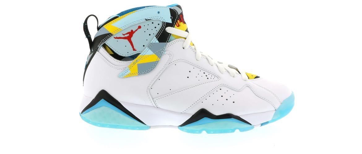 differently 8c34a a9680 ... white dark turquoise black ice cube blue for promo code jordan 7 retro  n7 . cb37d 618f2 ...