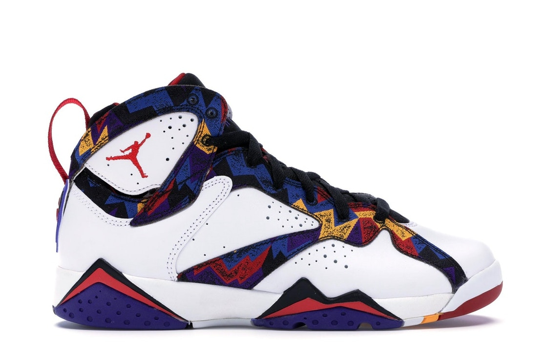 db8f3263cee3 Sell. or Ask. Size  4.5Y. View All Bids. Jordan 7 Retro Nothing But Net ...