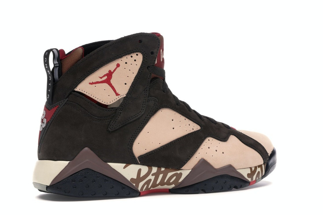 95966e3f933 Jordan 7 Retro Patta Shimmer - AT3375-200
