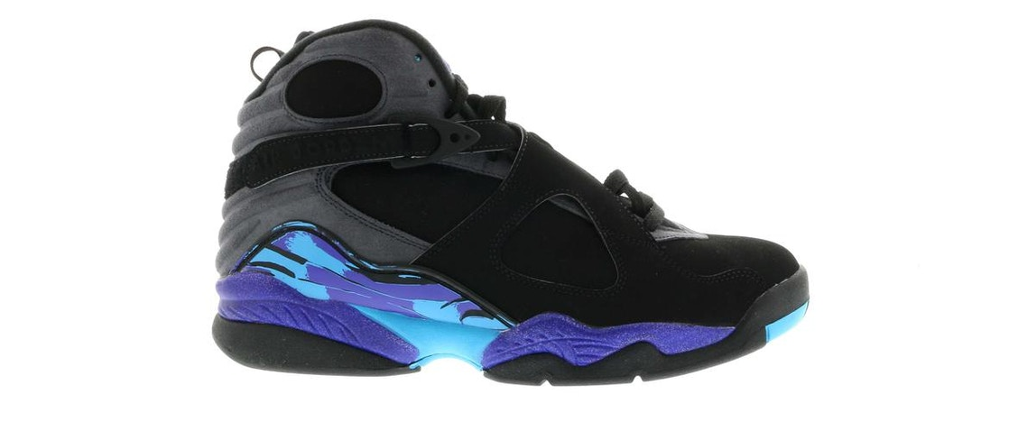 859ca9f3b86b96 Sell. or Ask. Size 9. View All Bids. Jordan 8 Retro Aqua ...