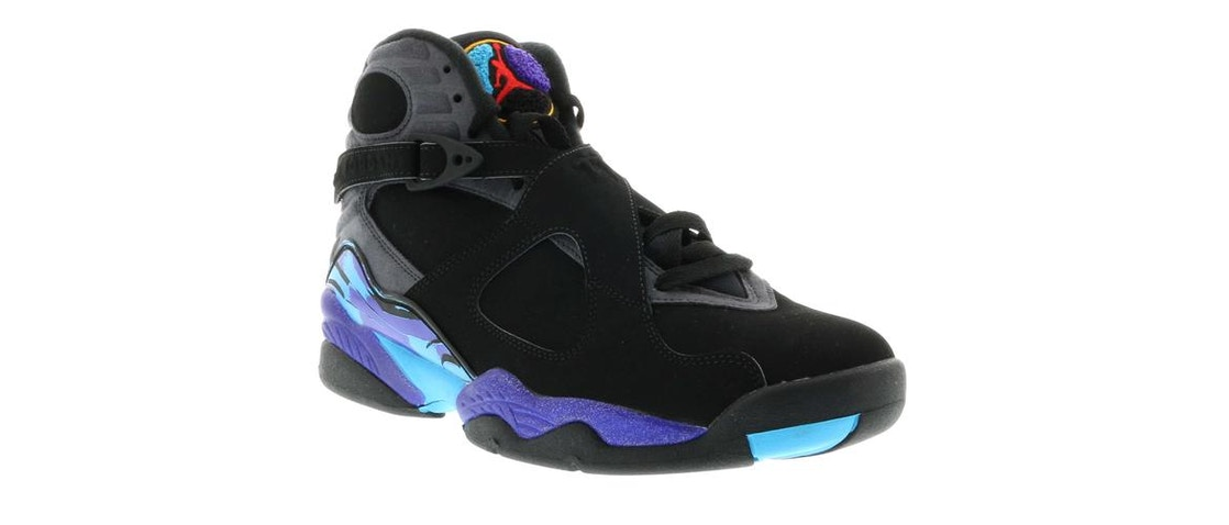 cheap for discount 31781 df1ad Jordan 8 Retro Aqua (2015) - 305381-025