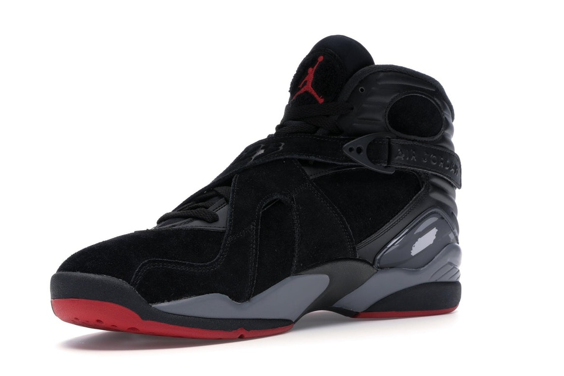 b70d0fb9bdb613 Jordan 8 Retro Black Cement - 305381-022