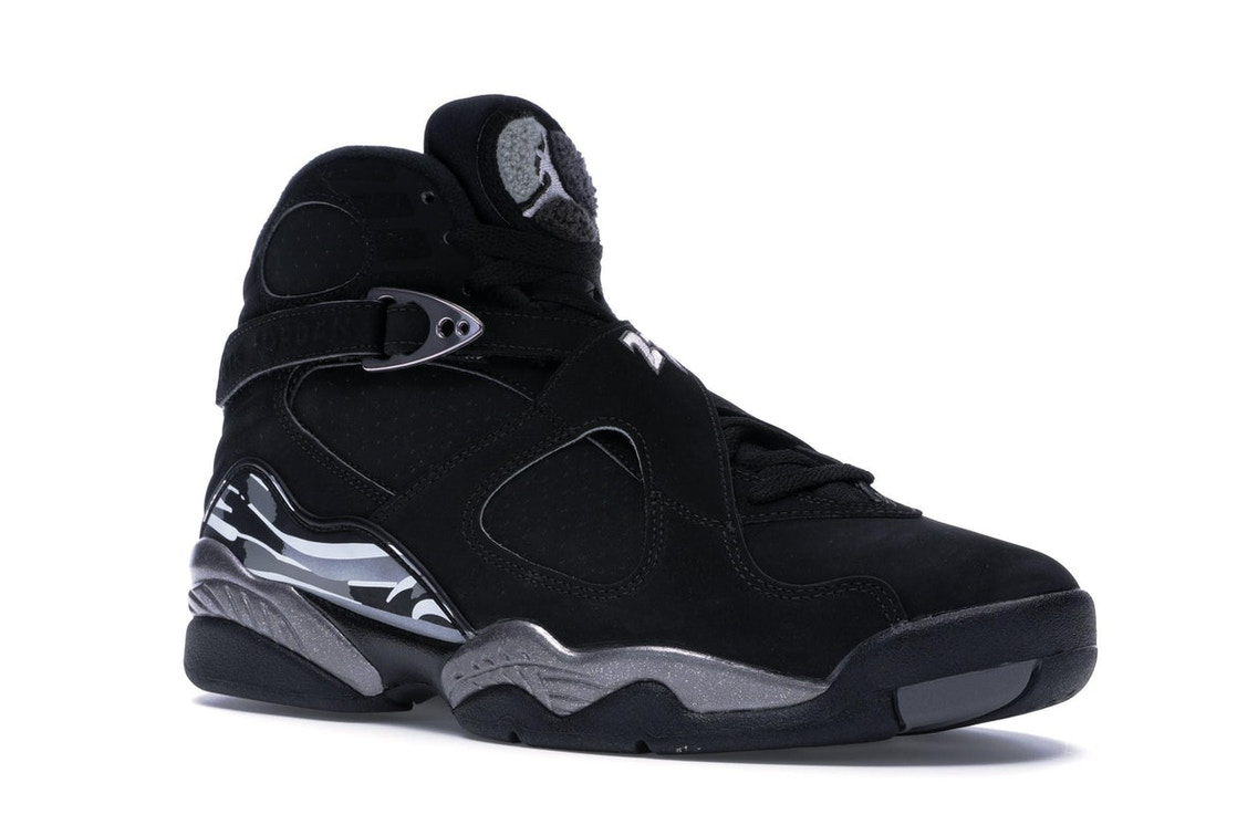reputable site ba99d 6afde Jordan 8 Retro Chrome (2015) - 305381-003