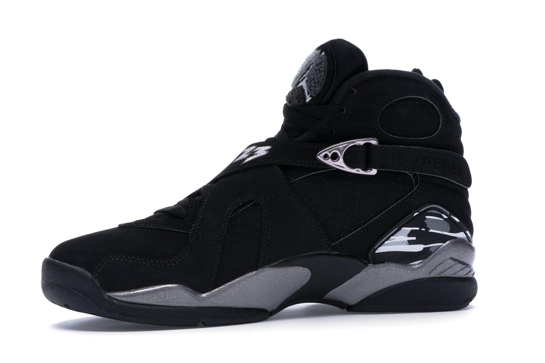 reputable site ea988 1bec6 Jordan 8 Retro Chrome (2015) - 305381-003