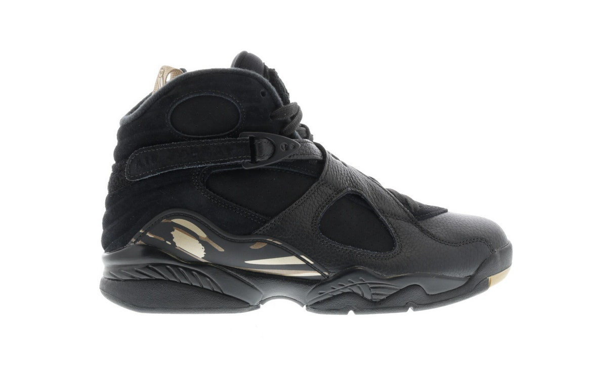 Jordan 8 Retro OVO Black