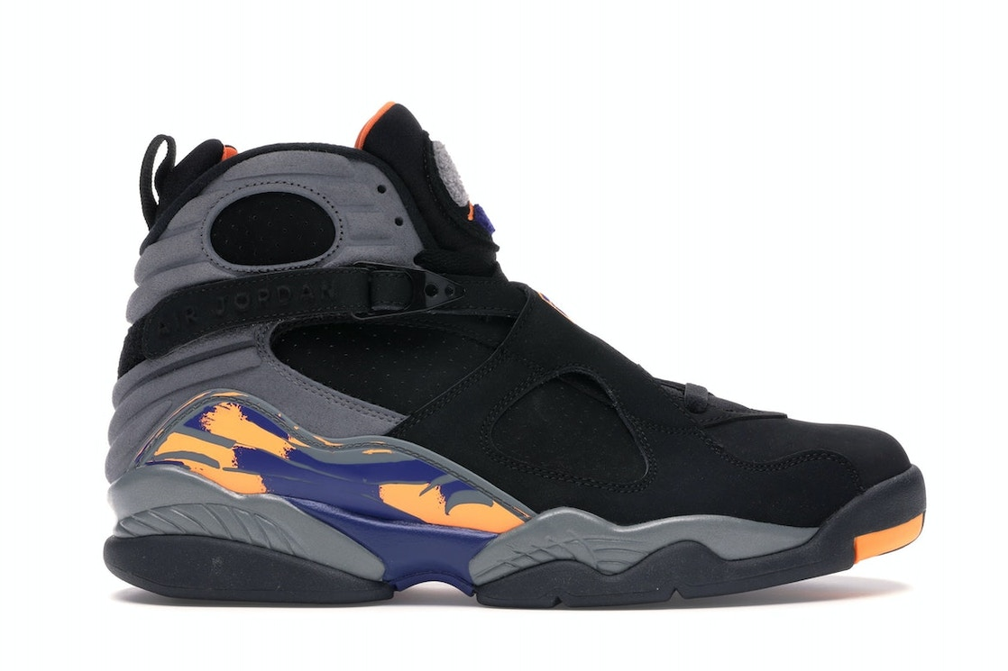 Jordan 8 Retro Phoenix Suns by Stock X