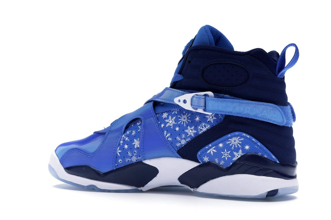 d23437f294df Jordan 8 Retro Snow Blizzard (GS) - 305368-400