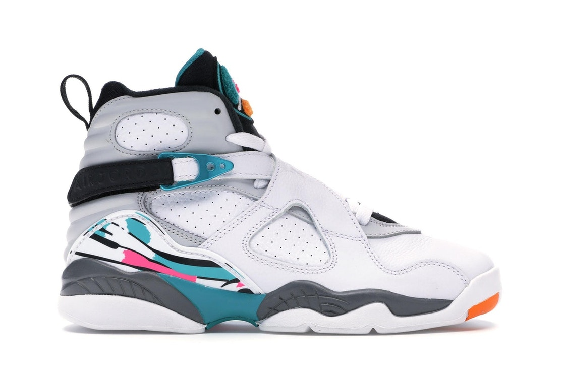 best authentic 6dee3 8a940 Jordan 8 Retro South Beach (GS)