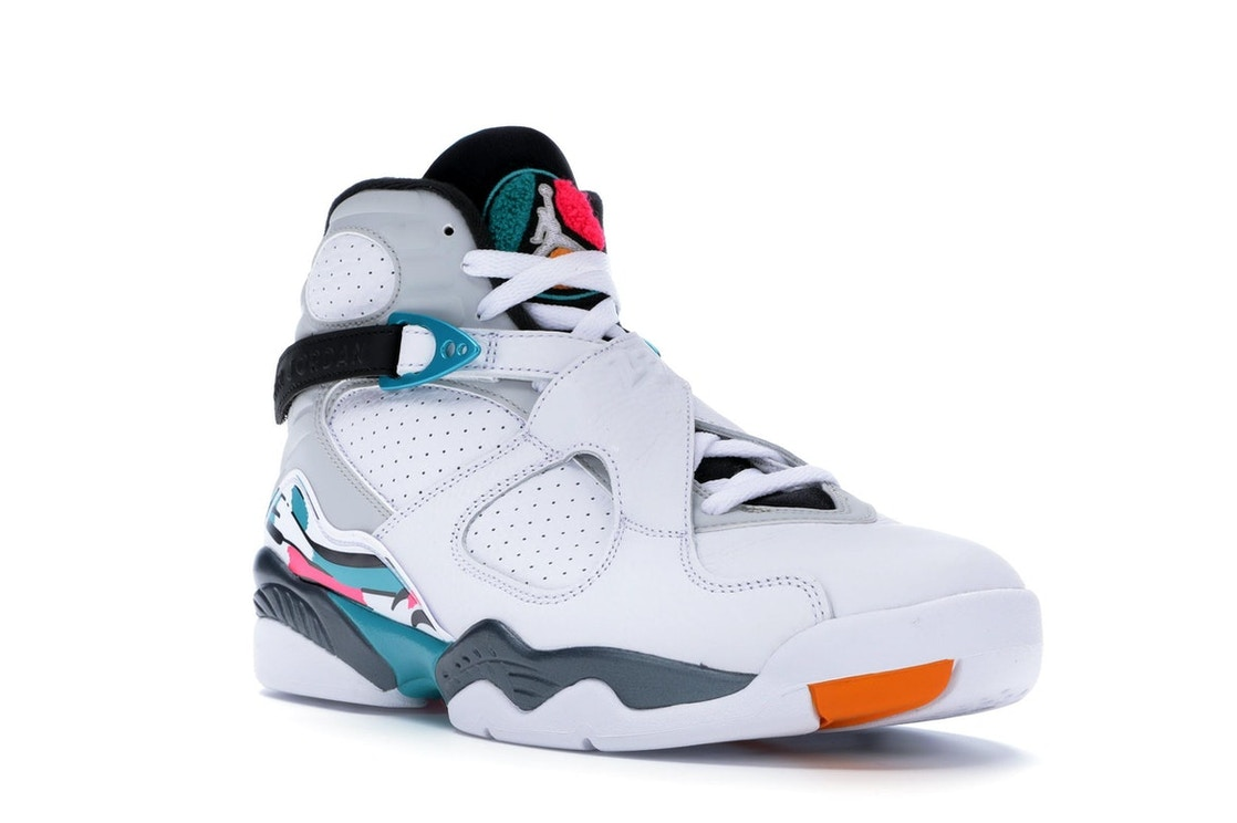 quality design 1af4c 86991 Jordan 8 Retro South Beach - 305381-113