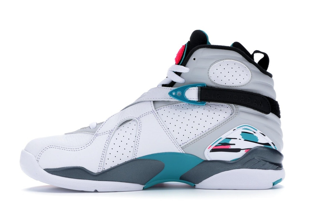 57f0a41dee4 Jordan 8 Retro South Beach - 305381-113