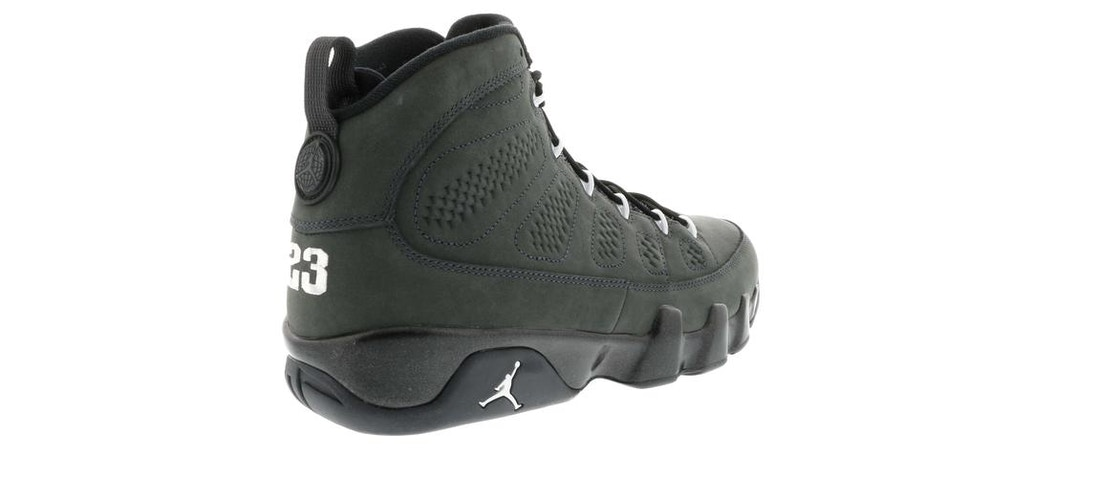 finest selection a1f77 68b68 Jordan 9 Retro Anthracite - 302370-013