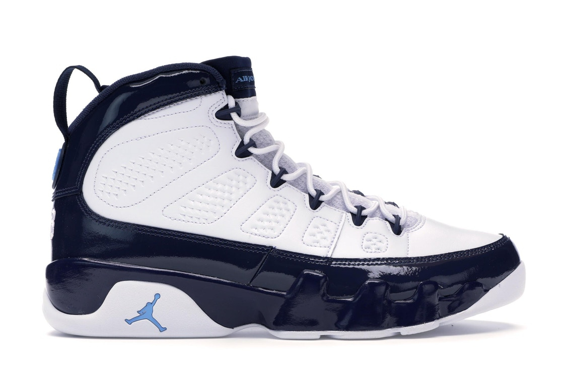 3b4f3dfb978460 Sell. or Ask. Size 9. View All Bids. Jordan 9 Retro Pearl Blue